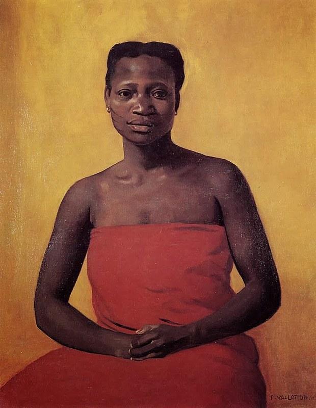 A imagem é uma foto de Tereza de Benguela, líder quilombola do século 18.
